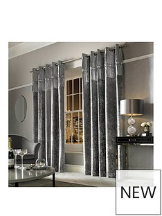 kylie-minogue-veda-lined-eyelet-curtains-66x90