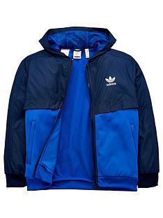 adidas-originals-boys-zip-hoodie-bluenbsp