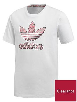 adidas-originals-girls-tee-whitenbsp