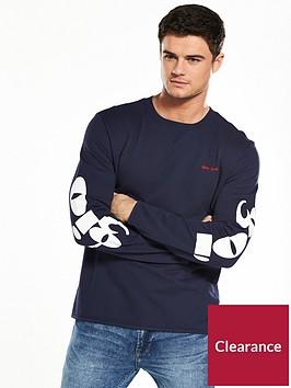 gio-goi-arm-logo-sweatshirt