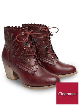 joe-browns-joe-browns-womens-mid-heel-lace-up-ankle-boots