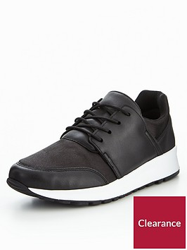 v-by-very-panther-lace-up-runner-trainer-black