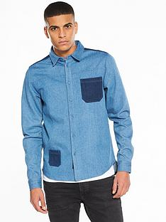 native-youth-berling-pocket-shirt