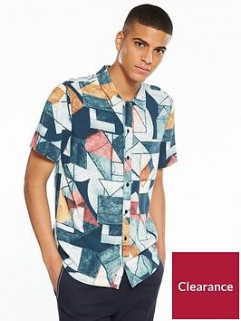 native-youth-etch-multi-shape-short-sleeve-shirt