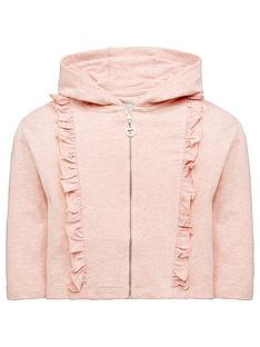 mini-v-by-very-girls-lurex-ruffle-zip-through-sweat