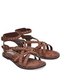 joe-browns-joe-browns-lazy-days-leather-studded-sandals