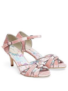 joe-browns-velvet-ankle-strap-sandals-pink
