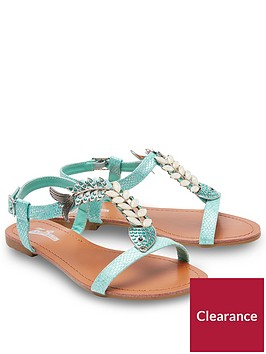 joe-browns-flat-t-bar-sandal-with-diamante-fish-embellishment-aqua