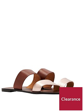 joules-double-strap-premium-leather-flat-sandal-rose-gold