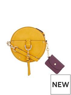 accessorize-cooper-yellow-circle-camera-bag