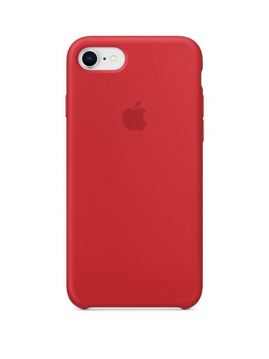 cc5af84697a iPhone 8 / 7 Silicone Case