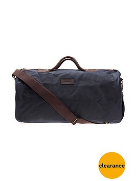 barbour-wax-holdall