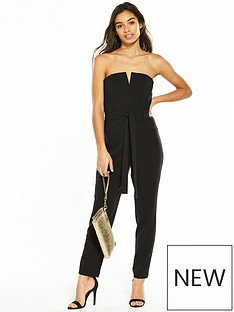 miss-selfridge-miss-selfridge-petite-notch-jumpsuit