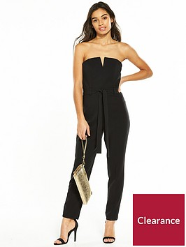 miss-selfridge-petite-notch-jumpsuit