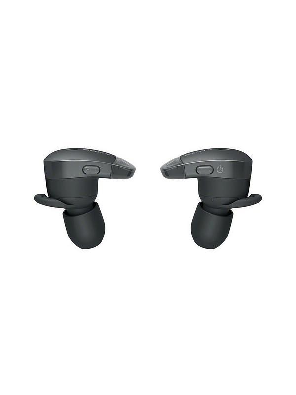 0e274dafc1e Sony WF-1000X Truly Wireless In-Ear Noise Cancelling Headphones - Black |  very.co.uk