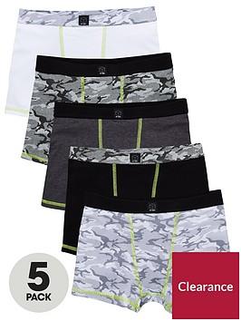 v-by-very-5-pack-camo-trunks