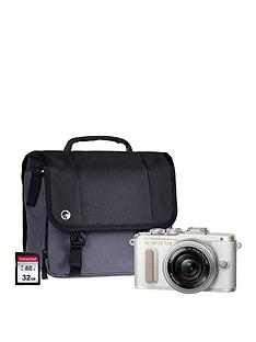 olympus-olympus-pen-e-pl8-camera-kit-inc-14-42mm-pancake-lens-32gb-sd-card-amp-case