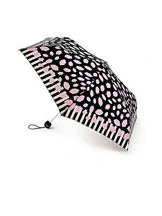 lulu-guinness-lulu-guiness-superslim-lip-border-umbrella