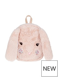 monsoon-monsoon-cheeky-fluffy-bunny-backpack
