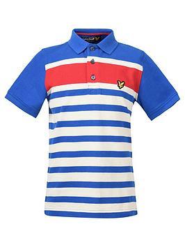 lyle-scott-boys-block-stripe-polo
