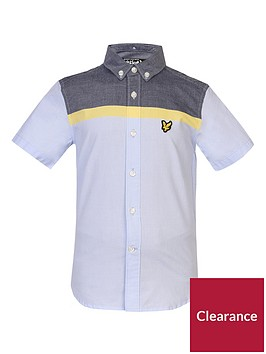 lyle-scott-boys-block-stripe-shirt
