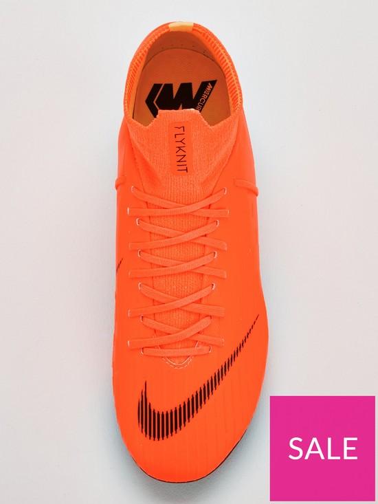 revendeur 12aeb cba36 Nike Mens Mercurial Superfly 6 Pro Firm Ground Football Boot