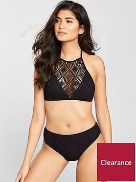 v-by-very-lace-high-neck-bikini-set-black