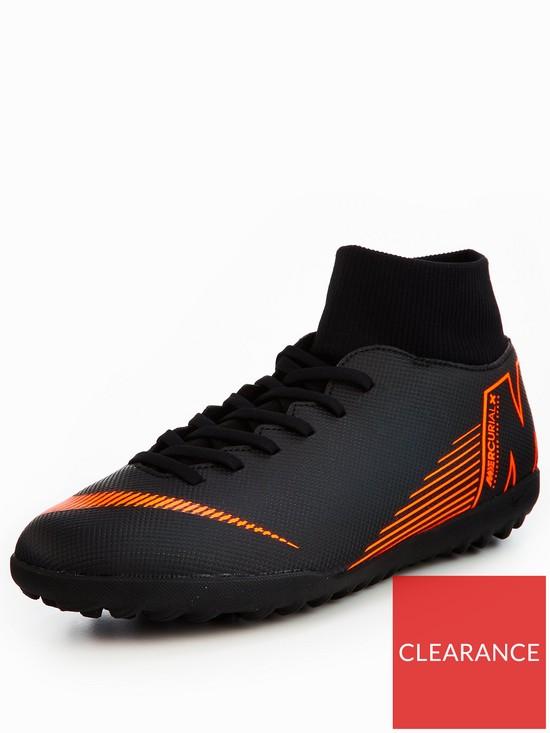 403b9a6fd702 Nike Nike Mens Mercurial Superfly 6 Club Astro Turf Football Boot ...