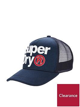superdry-lineman-trucker-cap
