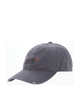 superdry-orange-label-cap