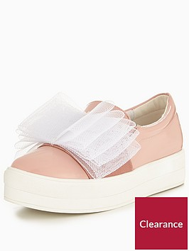 lost-ink-mesh-bow-plimsoll-nude