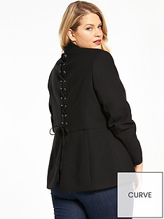 v-by-very-curve-eyelet-detail-blazer-blacknbsp