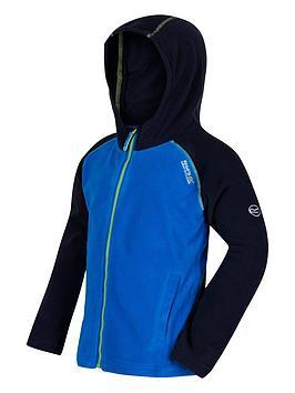 regatta-boys-upflow-hooded-fleece-jacket