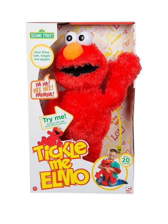 Sesame Street Tickle Me Elmo Very