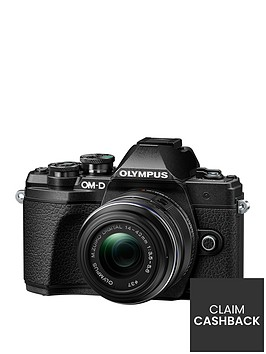 olympus-om-d-e-m10-mk-iii-camera-14-42mm-ez-pancake-40-150mm-r-lens--nbspsave-pound40-with-voucher-code-mjxam