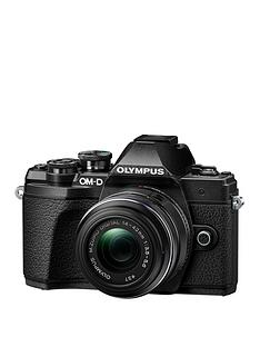 olympus-om-d-e-m10-mk-iii-camera-14-42mm-ez-pancake-40-150mm-r-lens