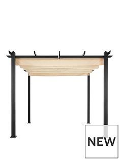 alum-33m-gazebo-with-adjustable-canopy
