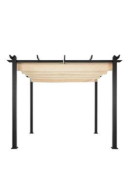 alum-33m-gazebo-with-adjustable-canopy