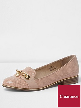 river-island-river-island-chain-snake-embossed-loafers