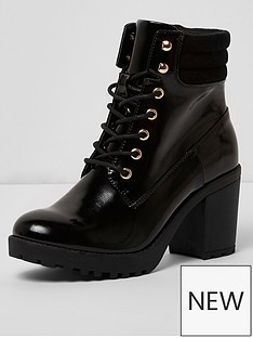 river-island-river-island-ikra-lace-up-chunky-boot