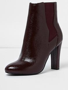 river-island-river-islandnbspsmart-patent-boot-heeled