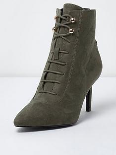 river-island-river-island-lace-up-pointed-kitten-heels--grey