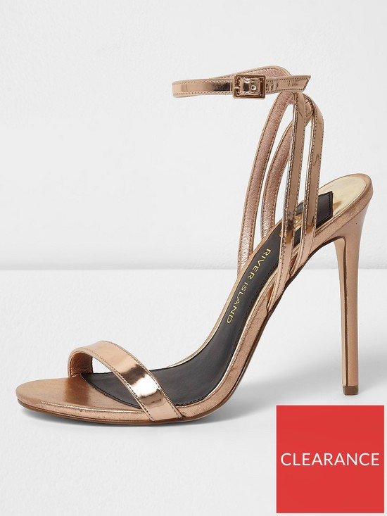 43014f98175b River Island Simple Barely There Sandal