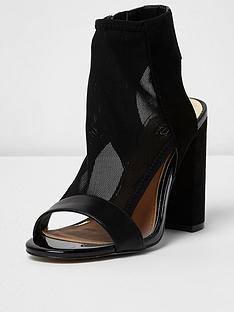 river-island-mesh-shoe-boot