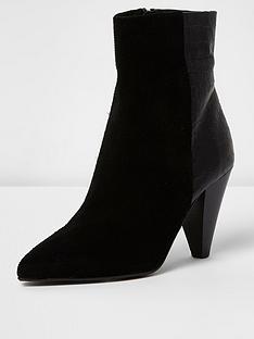 river-island-cone-heel-boot
