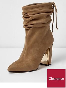 river-island-river-island-slouch-gold-trim-block-heel-boots--camel
