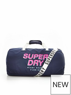 superdry-oletanbspbarrel-bag-navy
