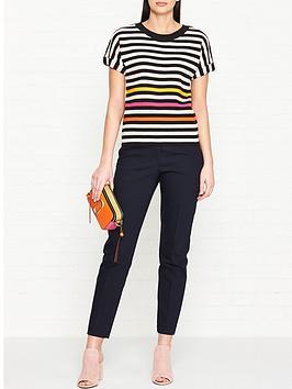 ps-paul-smith-striped-short-sleeve-top-multicolour