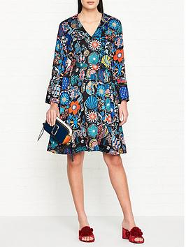 ps-paul-smith-enso-floral-print-tunic-dress-navy