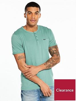 superdry-lite-short-sleeved-grandad-t-shirt-ndash-light-sage
